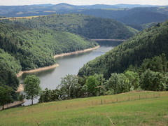 Lac du Barrage de Grandval - Photo of Maurines