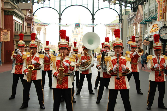 Tokyo Disneyland Band