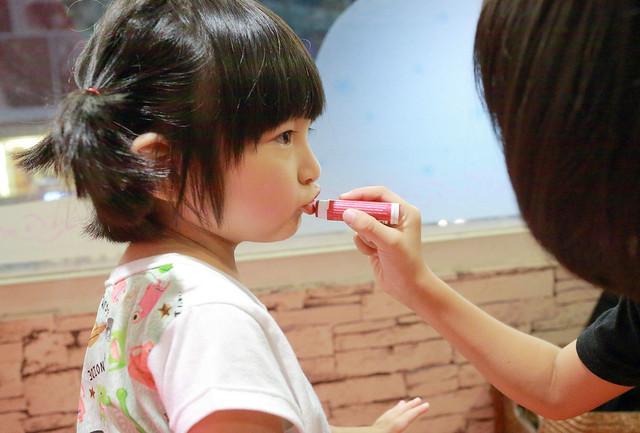 【3y6m】小女孩爱漂亮-妆发初体验