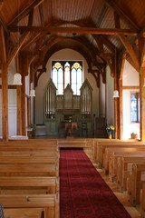 Inside Reformed Church