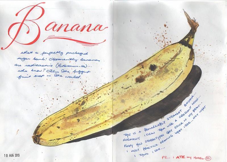 17-2013 // banana