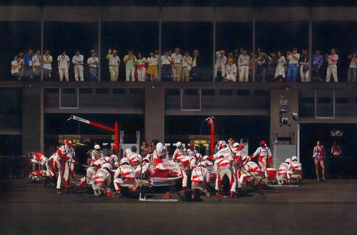 F1 Pit Stop �W