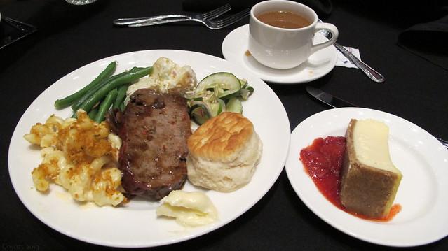 Meatloaf buffet