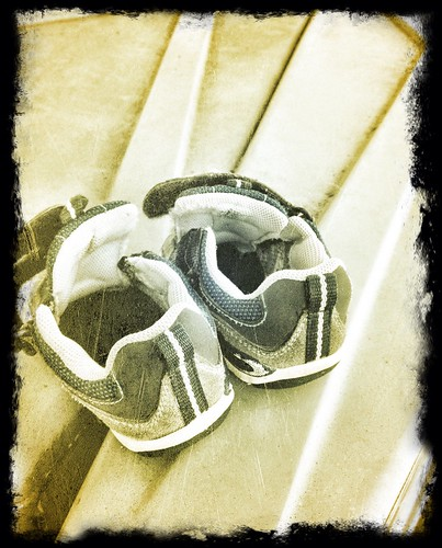 Left Behind by Damian Gadal