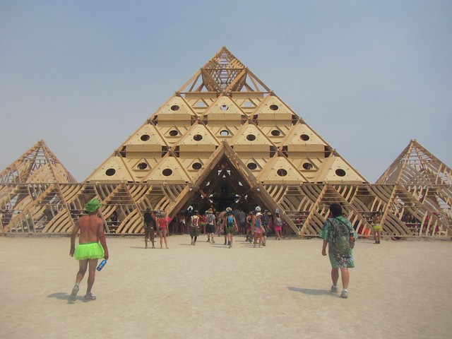 Cargo Cult Temple