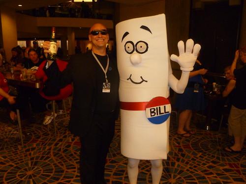 Bill & I