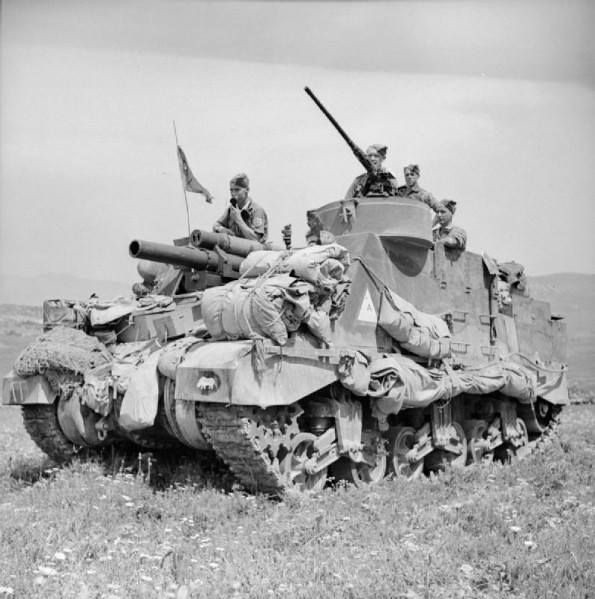 Priester, 105 mm self-propelled gun