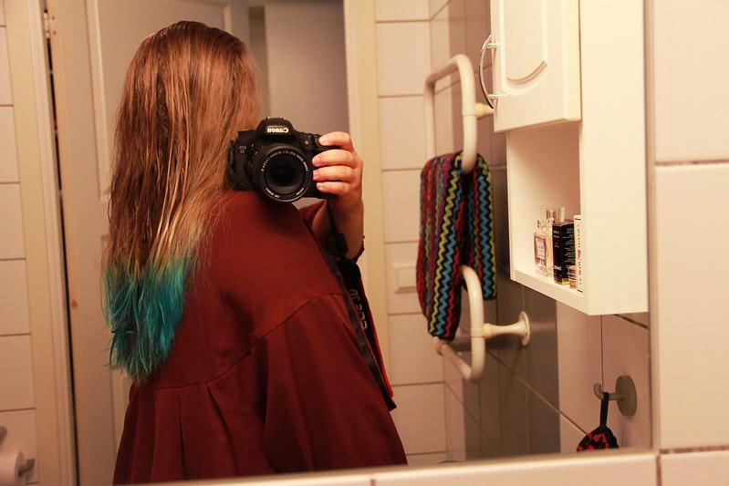 hej nya håret!