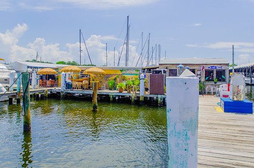 Maximo Seafood Shack at Maximo Marina #StPete, Open W-Sun