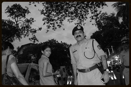 DCP Pratap Dighvakar Zone IX Bandra shot by Marziya Shakir 4 Year Old Mount Mary by firoze shakir photographerno1