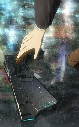 130909(1) - 科幻警匪電視動畫《PSYCHO-PASS 心靈判官》將播出新系列、上映劇場版!海報&預告公開中!