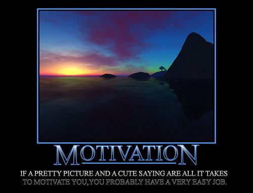 (de)Motivation