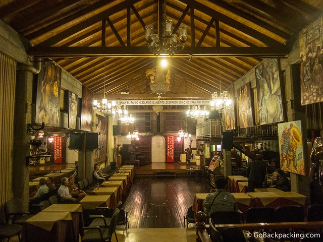 Escuela Mayor de Tango in Robledo