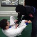 <p>Natalie Jones at West Side Jiu Jitsu Academy, Ogden Utah showing her ninja side.</p>