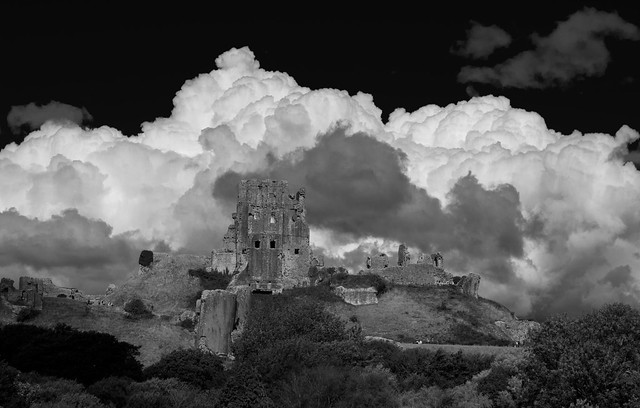 The Castle in the clouds.