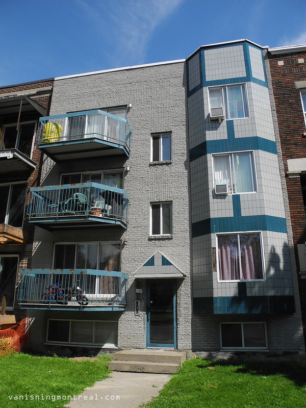 ugly Sherbrooke Apartment