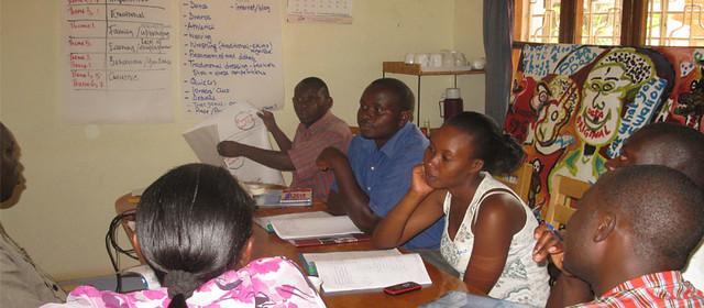 遺產保存教育推廣教師培訓工作坊,圖片來源CCFU