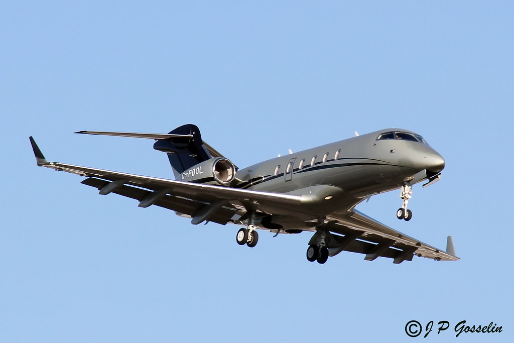 C-FDOL - CL30 - Skyservice Business Aviation