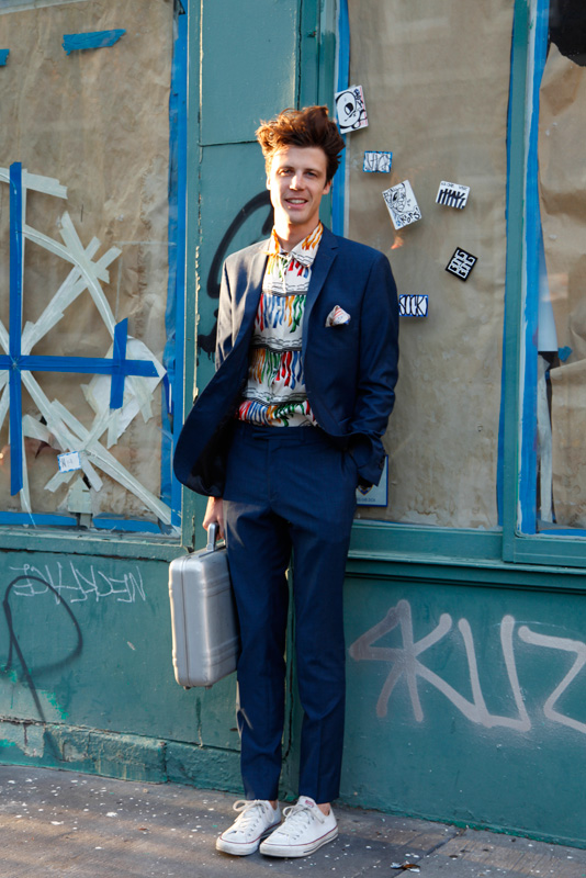 alexandre_ss2014 men, street style, street fashion, NYC, NYFW, ss2014, coincidence