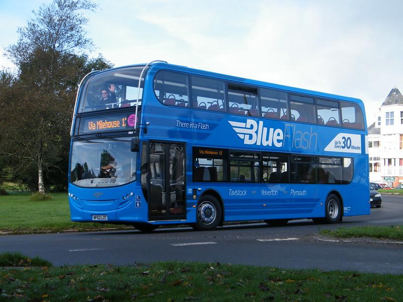Plymouth Citybus_Enviro 400_WF63 LZC