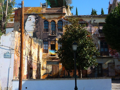 Andalusien Granada Realejo am Genil
