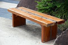 Bamboo Bench -  Happy Bench Monday !!!