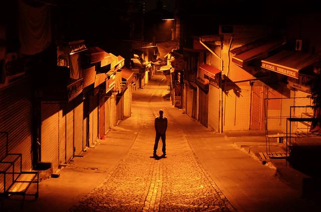 Estambul de noche