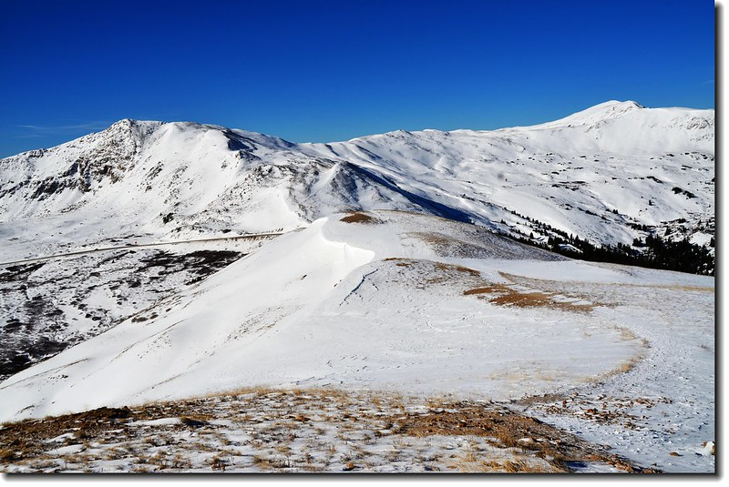 Loveland Pass  山景 9