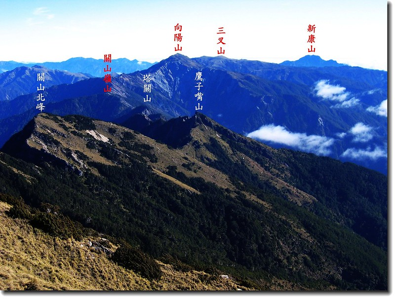 關山大斷崖 4