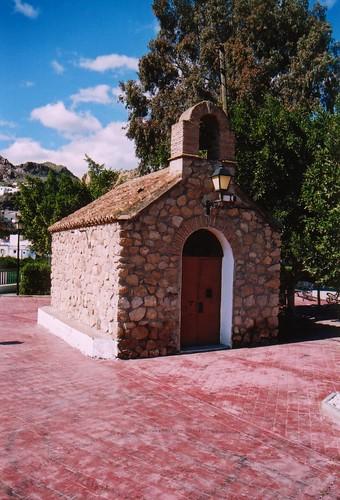 Almería - Alboloduy - Ermita de las Ánimas 37 1' 59 -2 37' 16