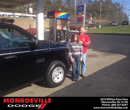 Monroeville Dodge Ram Truck Customer Reviews and Testimonials-Darren Stolitza by Monroeville Dodge