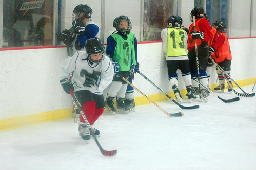 day 3411: hockey tryouts! I.