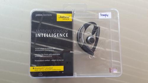 Packaging ของ Jabra Motion
