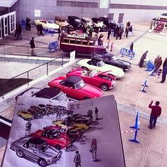 Expo RETRO CAR. Sevilla.