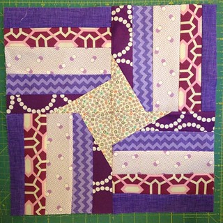 November 2013 block for the #imagineCircle of #doGoodStitches.