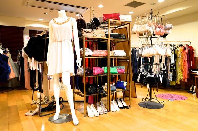渋谷エリアのレンタルドレス my closet(マイクローゼット)のショップイメージ