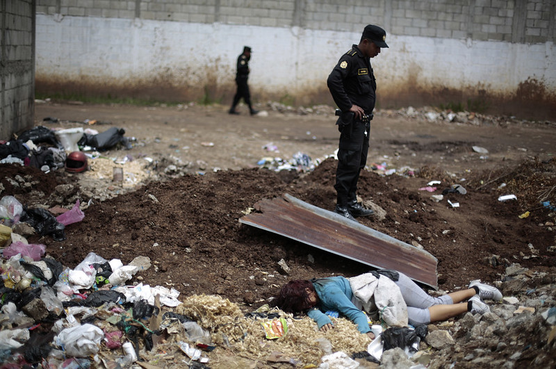 Struggling with femicide and impunity for crimes against women in ...