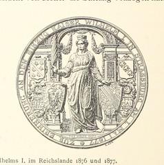 """British Library digitised image from page 222 of """"Deutsche Kaiser und Könige in Strassburg. Blätter aus der Geschichte der Westmark des Reichs [With plates.]"""""""
