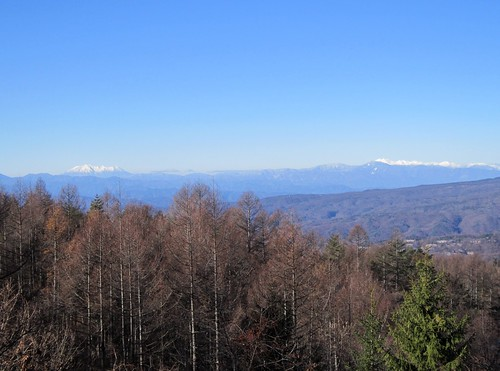 木曾御嶽山と乗鞍岳 2013年11月30日09:53 by Poran111