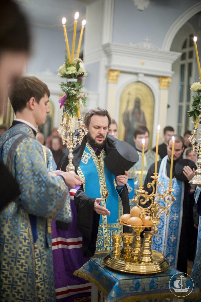 4 декабря 2013, Введение во храм Пресвятой Богородицы