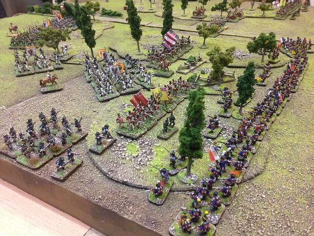 QUATRE BRAS (Napoleon at War) 11308543196_7bf67ef3bc_z