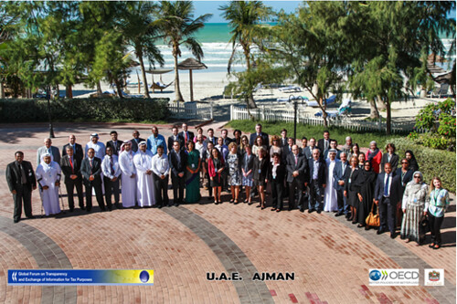global forum dubai seminar group photo