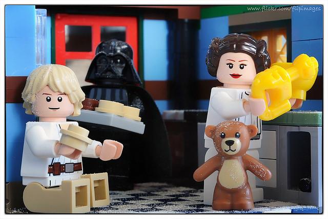 Skywalker Family Fun - Baking Christmas Cookies by DigiNik13, on Flickr