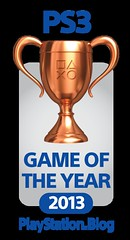 PS.Blog Game of the Year 2013 - PS3 Bronze