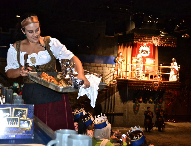 Medieval  Times Orlando Florida - banquet