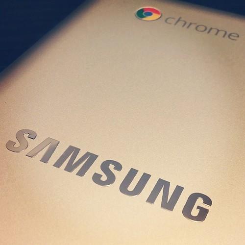 My Samsung Chromebook