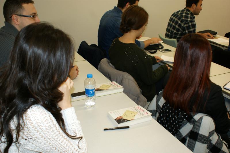 Üsküdar Üniversitesi Rehber Öğretmenlere Pozitif Psikoloji eğitimi veriyor 2