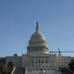 Capitol Under Construction