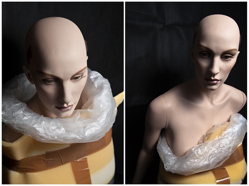 2/1/14 Unwrapping a Melancholic Mannequin