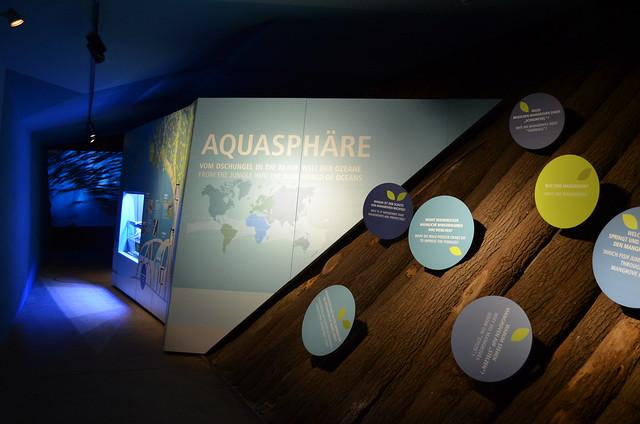 Biosphaere Potsdam Aquasphaere